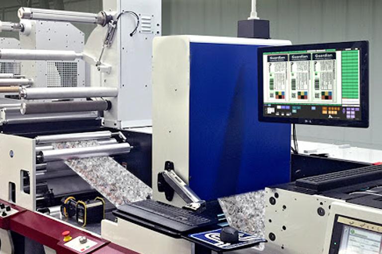 Inspección industrial automatizada