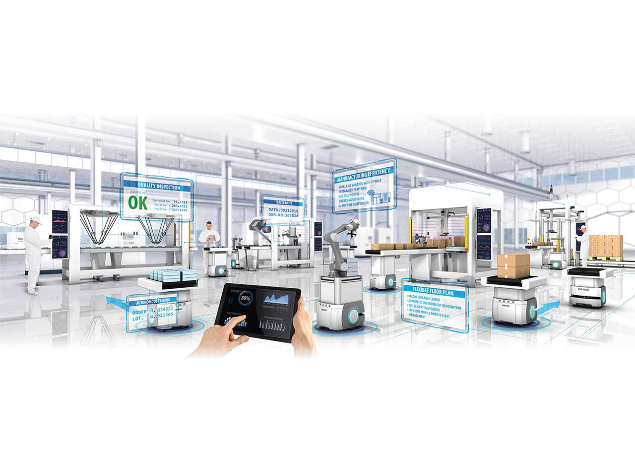 Smart Factory Omron