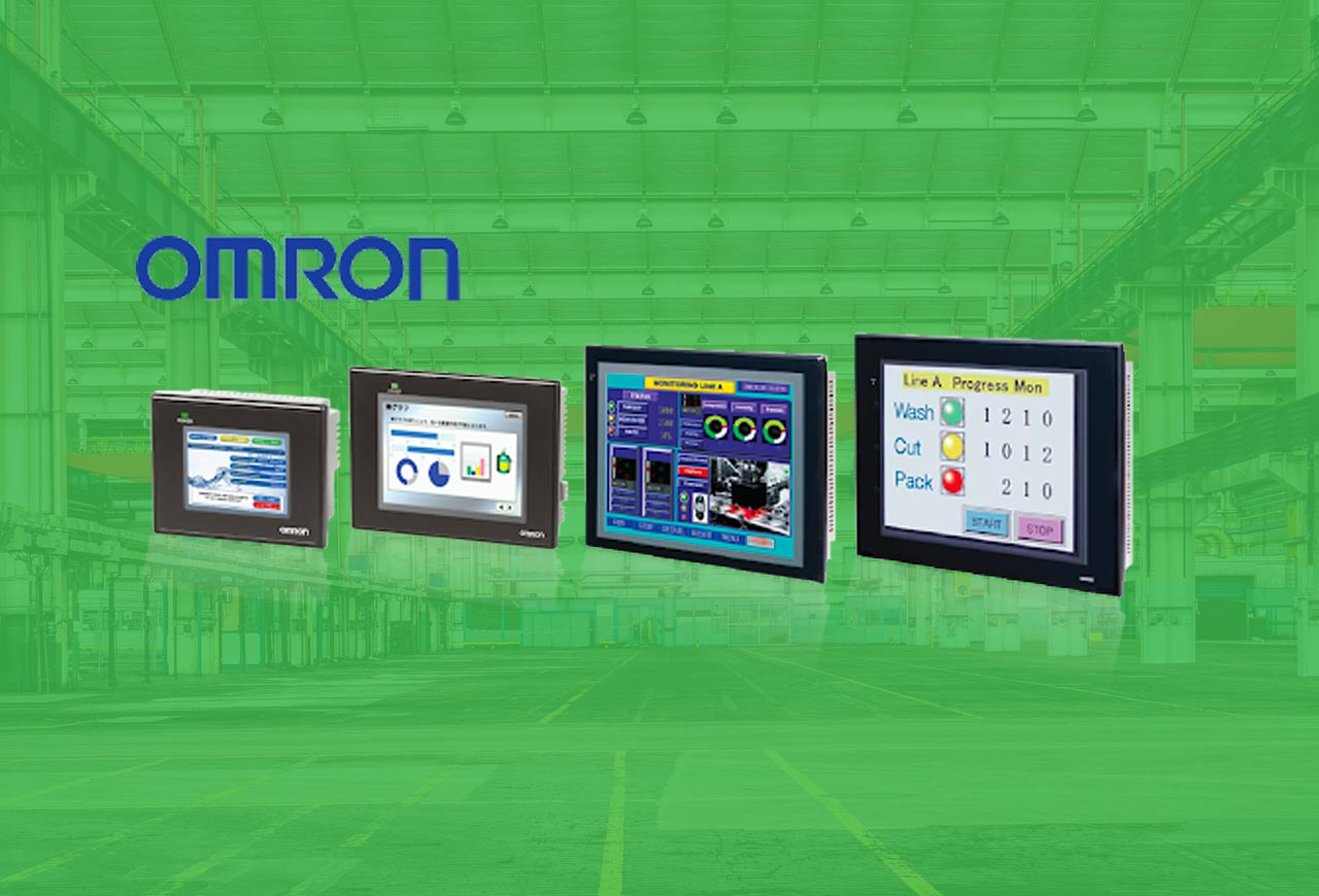 Sistemas HMI de Omron