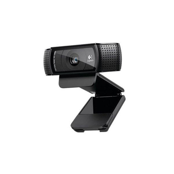 Imagen de la webcam Logitech C920 para videoconferencias